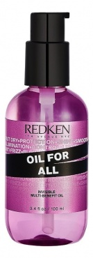 REDKEN  Oil For All Invisible Multi-Benefit Масло для волос 100мл