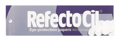 REFECTOCIL. Eye protection papers - Защитные бумажки под глаза, 96 шт 3080166/7192