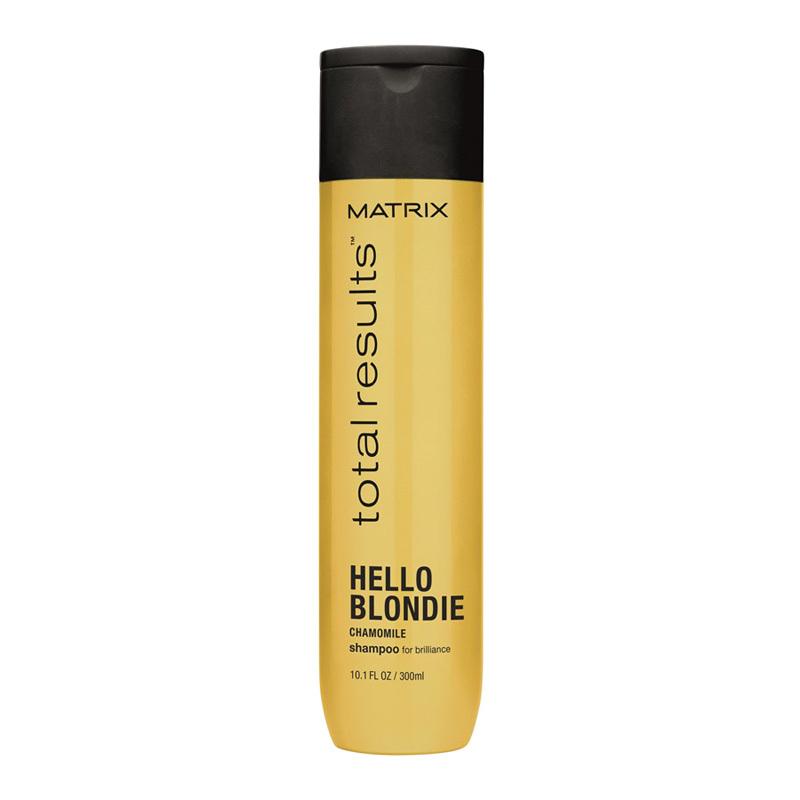 Купить М Тотал Резалтс ХЕЛЛОУ БЛОНДИ Шампунь для светлых волос с экстрактом ромашки 300 мл E1577800 в интернет-магазине Beauty-Bazar