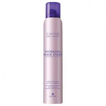 "Alterna Caviar Anti-aging Seasilk Working Hair Spray Лак ""подвижной"" фиксации 500 мл A60009/0072 в магазине BEAUTY-BAZAR.RU"