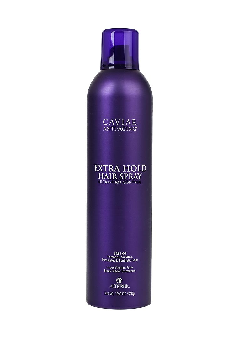 Alterna Caviar Anti-aging Seasilk Hold Hair Spray Лак сильной фиксации 400 мл A60060/1362 в магазине BEAUTY-BAZAR.RU