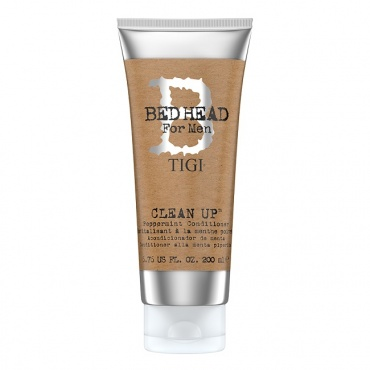 TIGI  Bed Head for Men Clean Up Peppermint Conditioner 200 ml в магазине BEAUTY-BAZAR.RU
