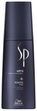 Wella SP Just Men Тоник против перхоти Remove Tonic 125мл 81311333/5391 в магазине BEAUTY-BAZAR.RU