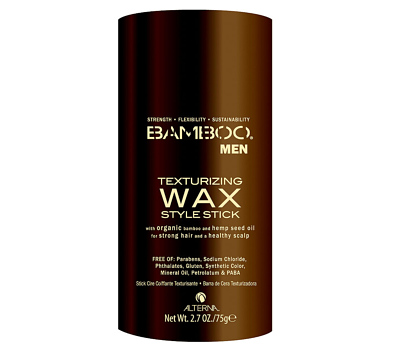 Alterna Bamboo Men Texturizing Wax Style Stick Стик-воск для укладки Tester 75 мл A48528 в магазине BEAUTY-BAZAR.RU