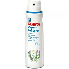 GEHWOL FuBspray - Дезодорант д/ног Sensetive, 50 мл 23503 в магазине BEAUTY-BAZAR.RU